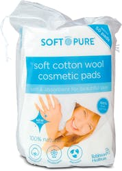 Robinson Soft & Pure Oval Cosmetic Pads 50s