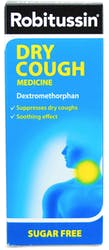 Robitussin Dry Cough 250ml