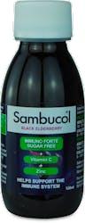 Sambucol Immuno forte Sugar Free 120ml