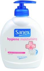 Sanex Handwash Hygiene Moisturing 300ml