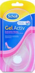 Scholl Gel Activ Insoles Extreme Heels