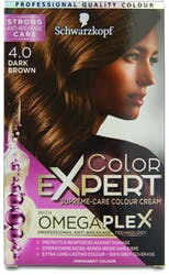 Schwarzkopf Color Expert Dark Brown 4.0