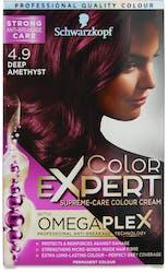 Schwarzkopf Color Expert Omegaplex Deep Amethyst 4.9