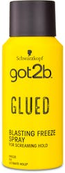 Schwarzkopf Got2b Glued Blasting Freeze Spray 100 ml