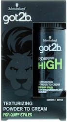 Schwarzkopf Got2be Roaring High Texturizing Powder To Cream 15g