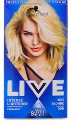 Schwarzkopf LIVE 00B Max Blonde
