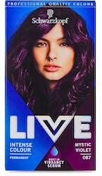 Schwarzkopf LIVE 87 Mystic Violet