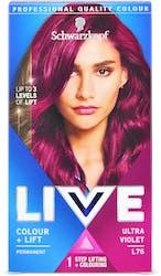 Schwarzkopf LIVE L76 Ultra Violet