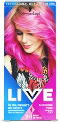 Schwarzkopf LIVE Ultra Brights 93 Shocking Pink
