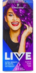 Schwarzkopf LIVE Ultra Brights 94 Purple Punk