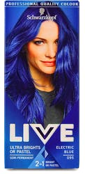 Schwarzkopf LIVE Ultra Brights 95 Electric Blue