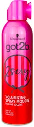 Schwarzkopf Got2b 2 Sexy Spray Mousse 250ml