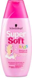 Schwarzkopf Super Soft Kids Shampoo and Conditioner 250ml