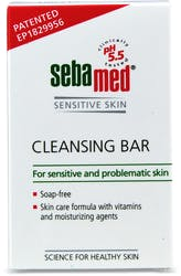 Sebamed Cleansing Bar Soap Free 100g
