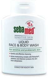 Sebamed Liquid Face & Body Wash 200ml
