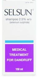Selsun Dandruff Shampoo 2.5% 150ml