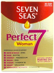 Seven Seas Perfect7 Woman 30 Tablets/Capsules