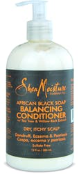 Shea Moisture African Black Soap Balancing Conditioner Organic 384ml