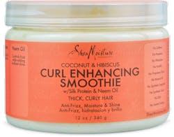Shea Moisture Coconut & Hibiscus Curl Enhancing Smoothie Cream 340g