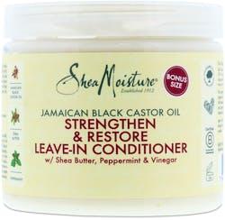 Shea Moisture Jamaican Black Castor Strenghthen & Restore Leave-In Conditioner 431ml