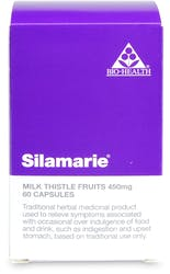 Silamarie Milk Thistle Fruits 60 capsules
