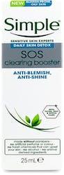 Simple Daily Detox SOS Booster Gel 25ml