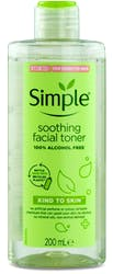 Simple Soothing Facial Toner 200ml