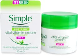 Simple Vital Vitamin Day Cream SPF 15 50ml