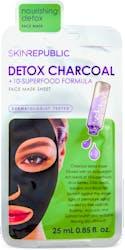 Skin Republic Super Food Charcoal Sheet Face Mask 25ml