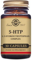 Solgar 5-HTP Vegetable Capsules 30s