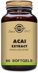 Solgar Acai Extract 60 Packoftgels