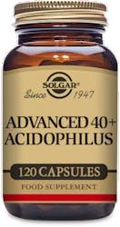 Solgar Advanced 40+ Acidophilus 120 Capsules
