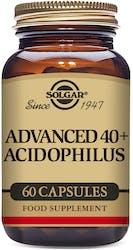 Solgar Advanced 40+ Acidophilus 60 Vegetable Capsules