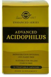 Solgar Advanced Acidophilus 50 Capsules