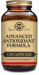 Solgar Advanced Antioxidant Formula 120 Capsules