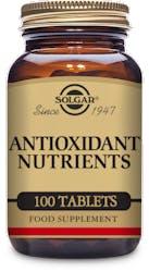 Solgar Antioxidant Nutrients 100 Tablets