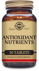 Solgar Antioxidant Nutrients 50 Tablets