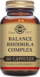 Solgar Balance Rhodiola Complex 60 Vegetable Capsules