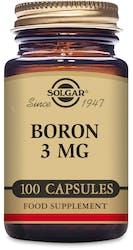 Solgar Boron 3 mg* 100 Capsules