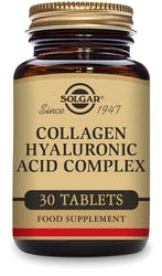 Solgar Collagen Hyaluronic Acid Complex 30 Tabs