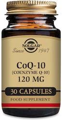Solgar Coq-10 120mg 30 Capsules