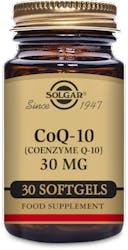 Solgar Coq-10 30mg 30 Softgels
