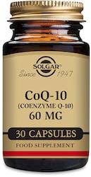 Solgar CoQ-10 60 mg 30 Capsules