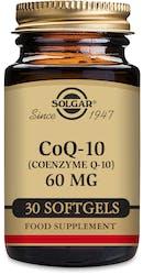 Solgar CoQ-10 60 mg 30 Softgels