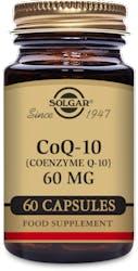 Solgar CoQ-10 60 mg 60 Capsules