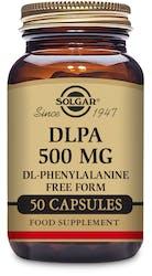 Solgar Dlpa (Dl-Phenylalanine) 500mg 50 Capsules