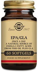 Solgar EPA/GLA 60 Softgels