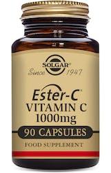 Solgar Ester-C 1000 mg Vitamin C 90 Capsules