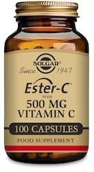 Solgar Ester-C Plus 500 mg Vitamin C 100 Capsules