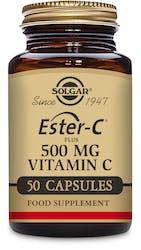 Solgar Ester-C Plus 500mg Vitamin C 50 Capsules